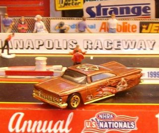 1959 CHEVY IMPALA POSSE HOT WHEELS . MINT LOOSE.CK MY STORE 4