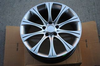 Style Hyper Silver Wheels Rims BMW 7 series 750LI E38 E28 E34 5x120mm