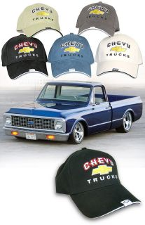 Chevy Trucks Hat Chevrolet Silverado 4x4 1500 2500 3500 55 57 66 68