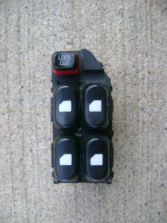 95   01 CHEVY LUMINA DRIVER / LEFT SIDE MASTER POWER WINDOW SWITCH OEM