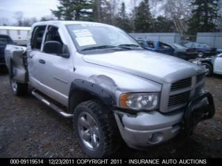 94 00 01 02 03 04 05 DODGE RAM 1500 PICKUP AXLE SHAFT