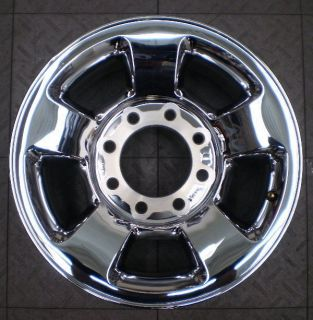 2187 DODGE RAM 2500 3500 17 FACTORY CHROME WHEEL RIM