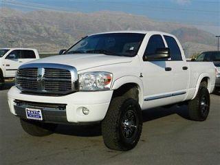 Dodge  Ram 2500 LARAMIE QUAD CAB LARAMIE 4X4 5.9 CUMMINS DIESEL