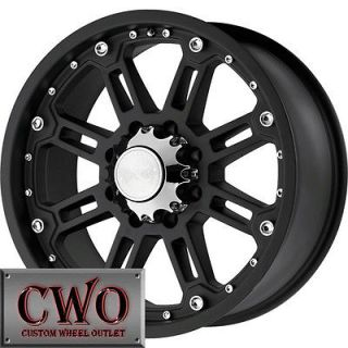 Black Rhino Rockwell Wheels Rims 8x170 8 Lug Ford F250 F350 Super Duty