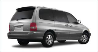 Kia Sedona Workshop Service Repair Manual 2001–2006 DVD PDF