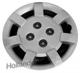 00 01 02 KIA RIO HUB CAP HUBCAP WHEEL COVER 13 7 SPOKE