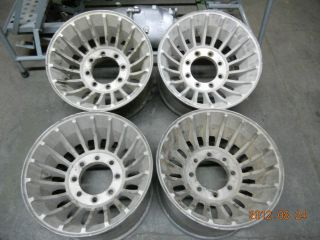 HURRICANE/CYCLONE 8 LUG WHEELS FORD CHEVY DODGE TRUCK WESTERN GMC MAGS