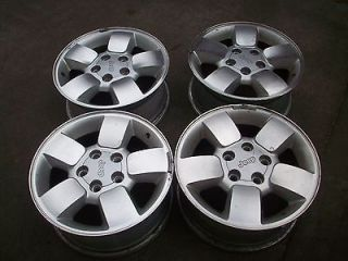 17 JEEP GRAND CHEROKEE FACTORY OEM WHEELS RIMS