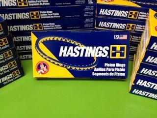 Hastings Pistons Rings Set Honda Civic CRX 88 95 D15B D16A D16Z 76MM