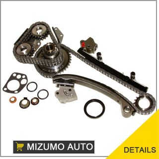 91 99 2 4 l nissan 240sx ka24de 16v timing chain kit fits nissan one