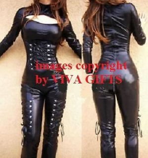 Girls/Womens Catwoman Panther Costume ~ Storybook Character