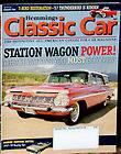 Classic Car Magazine  1959 Chevrolet Parkwood Pontiac Safari  2008