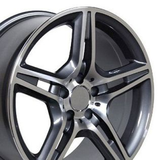 Mercedes Benz S Class rims in Wheel + Tire Packages