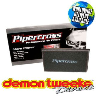 Rover 400 (90 95) 1995 420 Turbo Pipercross Air Filter Element PP99