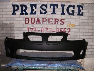 PONTIAC GTO 2004 05 06 FRONT BUMPER COVER ORIGINAL PRIMED