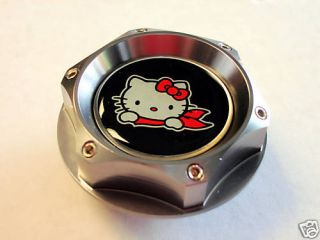TOYOTA FJ CRUISER RAV 4 HELLO KITTY ENGINE OIL CAP JDM