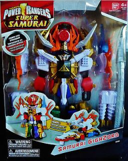 power rangers super samurai toys in TV, Movie & Video Games