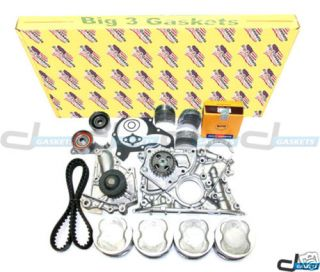 97 01 2.2L Toyota Camry Solara 5SFE Rebuild Engine Kit (Fits Toyota)