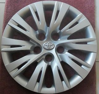 NEW 2012 TOYOTA CAMRY 16 OEM WHEEL COVER / HUBCAP 42602 06091