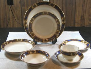 victoria china czechoslovakia in China & Dinnerware