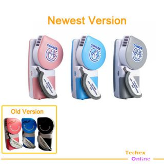 USB Mini Portable HandHeld Air Conditioner Cooler Fan
