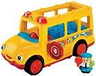 Toy Kids Fisher Price Little People Stop n Surprise School Bus Gift