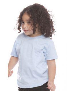 children Short Sleeve Cotton Crew Tee Shirt Royal Apparel American NEW