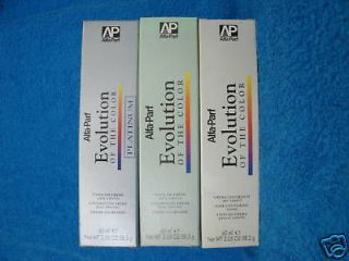 ALFAPARF EVOLUTION RED HAIR COLOR ~ $5.00 ~ BUY 8; GET 2 FREE ~ FREE