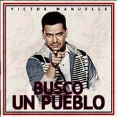 Busco un Pueblo by Victor Manuelle CD, Nov 2011, Sony Music