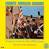 Favorite American Marches by John Philip Sousa CD, Bescol