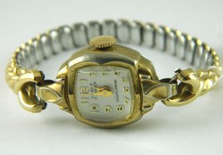 ladies 17 jewel watch in Vintage & Antique Jewelry