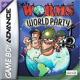 Worms World Party (Nintendo Game Boy Ad