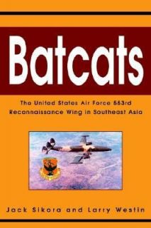 Batcats The United States Air Force 553rd Reconnaissance Wing in