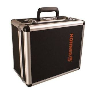 Hohner Accordion Carrying Case, Hard Shell   Three Row, Corona