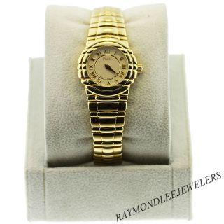 Piaget Tanagra 18kt Yellow Gold Ladies Watch