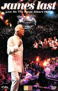 James Last   Live At The Royal Albert Hall DVD, 2008