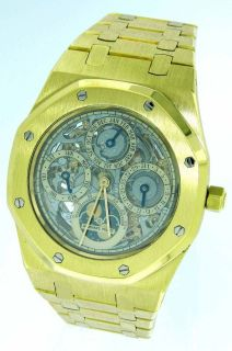 audemars piguet royal oak gold in Wristwatches