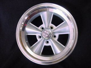 T70R TORQ THRUST AMERICAN RACING VINTAGE 15x8 WHEELS MOPAR FORD DODGE