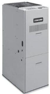 Concord 90% 100,000 BTU Upflow Natural Gas Furnace   CG90UB100D20C