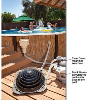 above ground pool heaters in Pool Parts & Maintenance