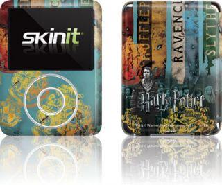 Skinit Harry Potter Houses Skin for Apple iPod Nano 3rd Gen 4GB/8GB