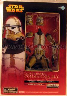 Star Wars COMMANDER BLY Kotobukiya Koto Figure Model Clone Trooper