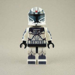 LEGO Star Wars Clone War Clone Trooper Pilot Wolffe