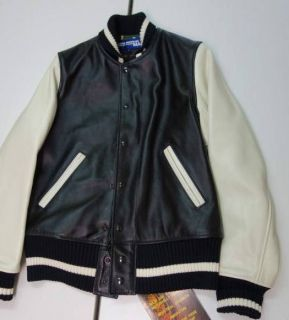 COMME des GARCONS JUNYA WATANABE MAN x Vanson__Black x White Leather