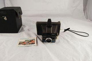 Vintage Polaroid Colorpack II Land Camera Instant Bakelite