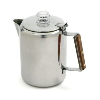 Norpro 9 Cup Stainless Steel Percolator/Coffee Pot New