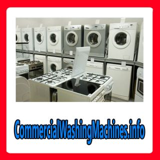 Commercial Washing Machines.info ONLINE WEB DOMAIN FOR SALE/INDUSTRIAL