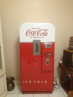 VENDO 39 COKE MACHINE SOUTH FLORIDA