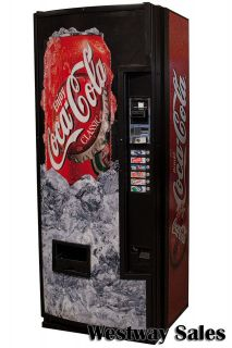 soda vending machines in Cold Beverage & Soda Machines