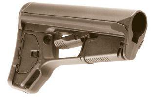 Magpul Industries 378 ACS L Stock Flat Dark Earth Mil Spec .223 Rem